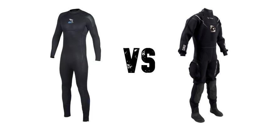 wetsuit vs drysuit