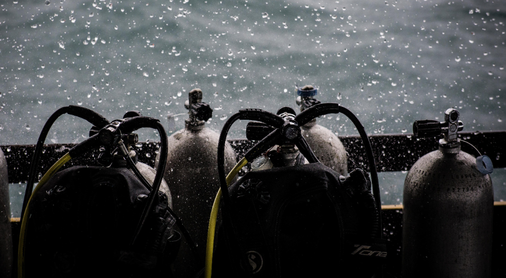diving gas mixes
