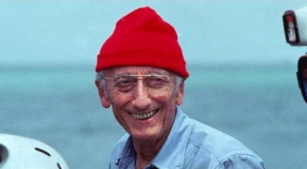 jacques cousteau inventions