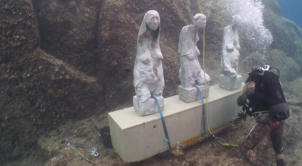 marc petit sculptures ajaccio