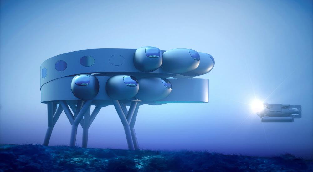 proteus fabien cousteau underwater habitat