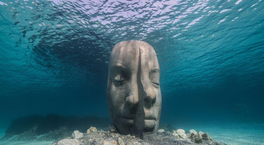 underwater museum of cannes
