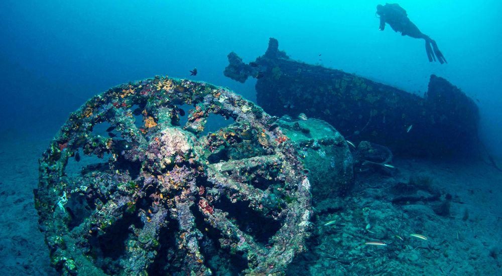 Gallipoli Historic Underwater Park
